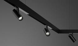 Акцентные светильники магнитной трековой системы С48