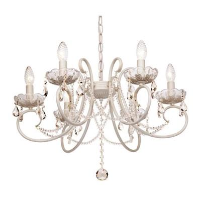 Подвесная люстра Silver Light Laurita 260.51.6 - фото 556411