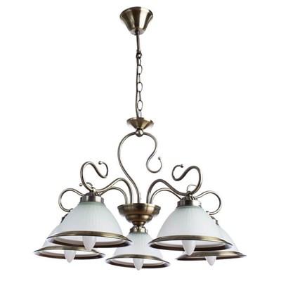 Подвесная люстра Arte Lamp Costanza A6276LM-5AB - фото 557577