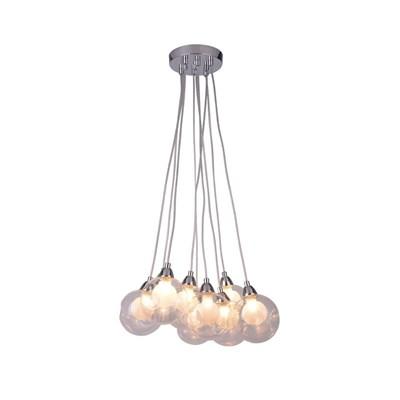 Подвесная светодиодная люстра Arte Lamp Pallone A3025SP-9CC - фото 557632