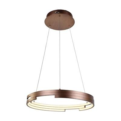 Подвесной светодиодный светильник Favourite Torqueo 2222-6P - фото 591191