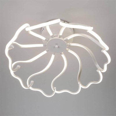 Потолочный светильник Eurosvet 90095/10 белый - фото 604967