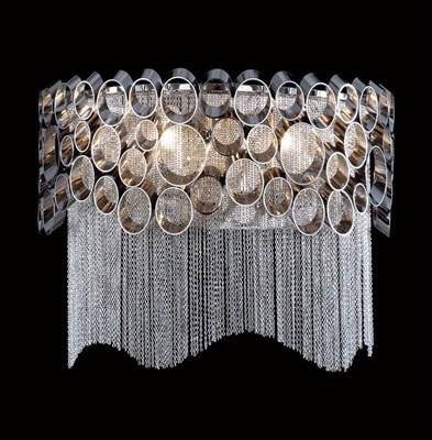 Настенный светильник Crystal Lux Hauberk AP2 - фото 613554