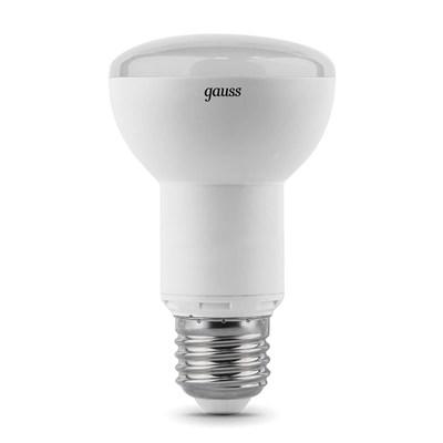 Лампа светодиодная рефлекторная Gauss E27 9W 4100K матовая 106002209 - фото 618502
