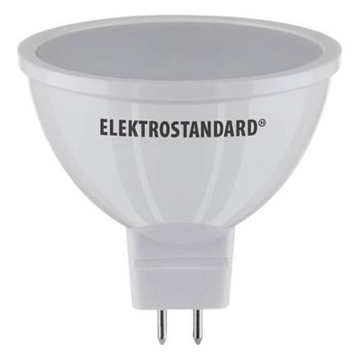 Лампа светодиодная Elektrostandard G5.3 5W 3300K матовая 4690389081590 - фото 618581