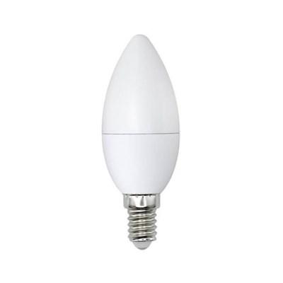 Лампа светодиодная (UL-00001769) E14 8W 3000K матовая LED-C37-8W/WW/E14/FR/O - фото 618634