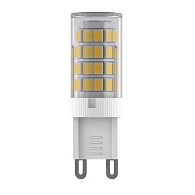 Лампа светодиодная Voltega G9 4W 2800К прозрачная VG9-K1G9warm4W 6991 - фото 618692