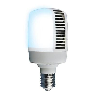 Лампа светодиодная (UL-00001812) Uniel E40 70W 6500K матовая LED-M105-70W/DW/E40/FR ALV02WH - фото 618756
