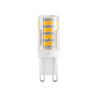 Лампа светодиодная Elektrostandard G9 7W 3300K прозрачная 4690389112980 - фото 618809