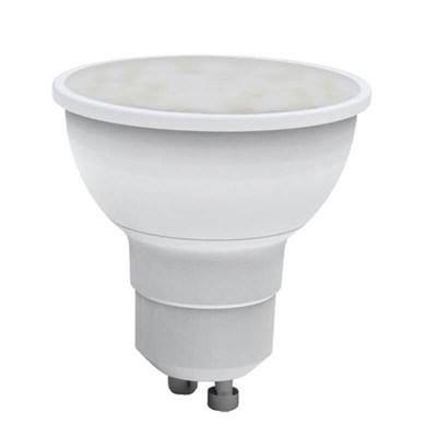 Лампа светодиодная (UL-00003842) GU10 10W 3000K матовая LED-JCDR-10W/WW/GU10/NR - фото 618936