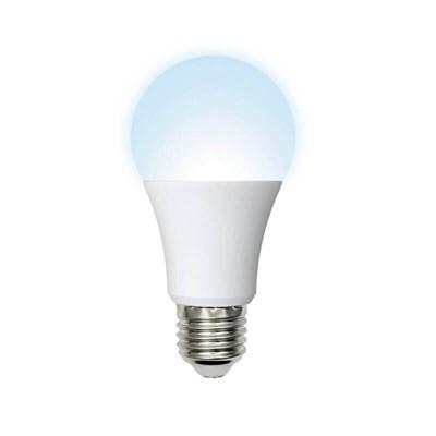 Лампа светодиодная (UL-00004026) E27 16W 4000K матовая LED-A60-16W/NW/E27/FR/NR - фото 618945