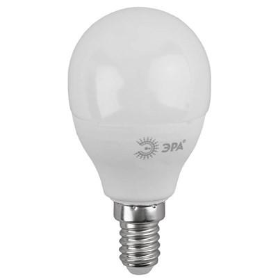 Лампа светодиодная ЭРА E14 11W 6000K матовая LED P45-11W-860-E14 Б0032990 - фото 619110