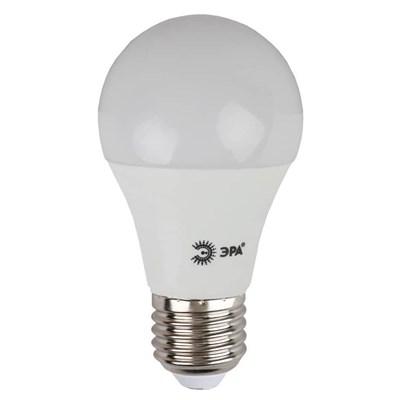 Лампа светодиодная ЭРА E27 10W 2700K матовая ECO LED A60-10W-827-E27 Б0028006 - фото 619261