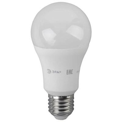 Лампа светодиодная ЭРА E27 14W 2700K матовая ECO LED A60-14W-827-E27 Б0030028 - фото 619337