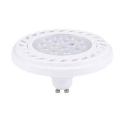 Лампа светодиодная GU10 9W 3000K прозрачная 9345 - фото 619835