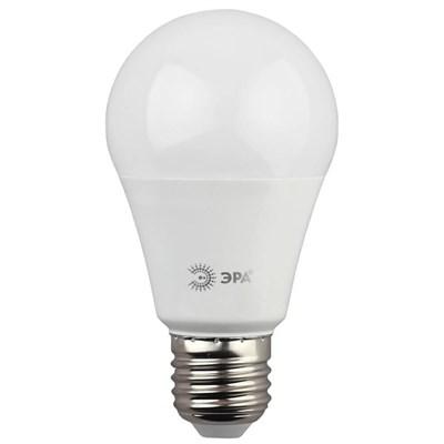 Лампа светодиодная ЭРА E27 15W 2700K матовая LED A60-15W-827-E27 Б0033263 - фото 619863