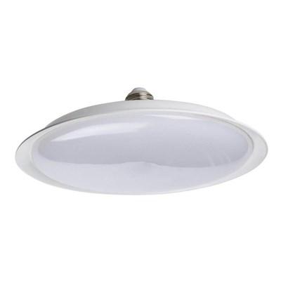 Лампа светодиодная (UL-00004573) Uniel E27 40W 3000K матовая LED-U220-40W/3000K/E27/FR PLU01WH - фото 619893
