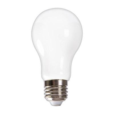 Лампа светодиодная (UL-00004839) E27 7W 3000K матовая LED-A60-7W/3000K/E27/FR GLH01WH - фото 620304