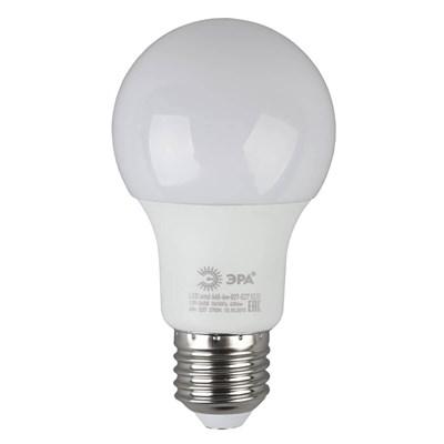 Лампа светодиодная ЭРА E27 6W 2700K матовая ECO LED A60-6W-827-E27 Б0017918 - фото 620362