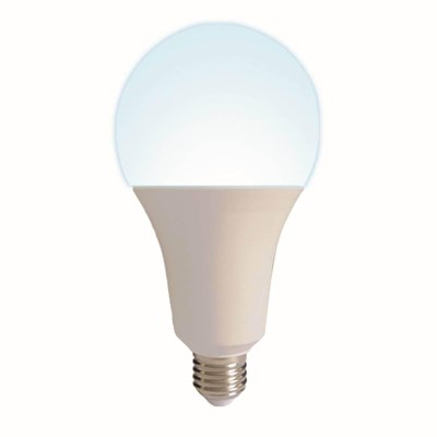 Лампа светодиодная (UL-00005606) Volpe E27 30W 6500K матовая LED-A95-30W/6500K/E27/FR/NR - фото 620483