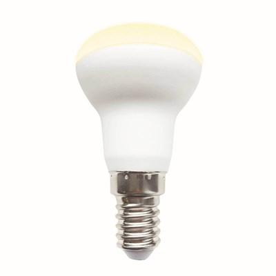 Лампа светодиодная рефлекторная (UL-00005625) Volpe E14 3W 3000K матовая LED-R39-3W/3000K/E14/FR/NR - фото 620490