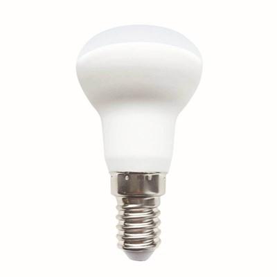 Лампа светодиодная рефлекторная (UL-00005626) Volpe E14 3W 4000K матовая LED-R39-3W/4000K/E14/FR/NR - фото 620491