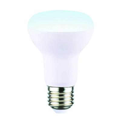 Лампа светодиодная рефлекторная (UL-00005775) Volpe E27 11W 4000K матовая LED-R63-11W/4000K/E27/FR/NR - фото 620493