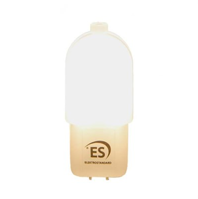 Лампа светодиодная Elektrostandard G4 3W 4200K матовая 4690389117343 - фото 620524