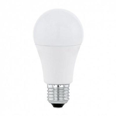 Лампа светодиодная Eglo E27 10W 4000K матовая 11481 - фото 620527