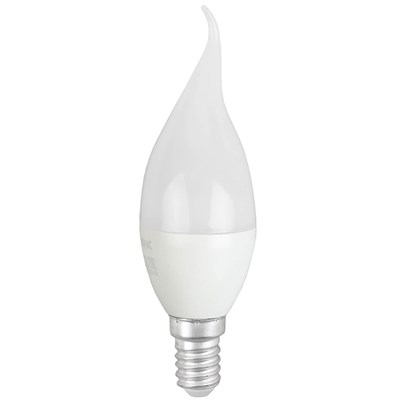 Лампа светодиодная ЭРА E14 8W 6500K матовая BXS-8W-865-E14 R Б0045345 - фото 620593