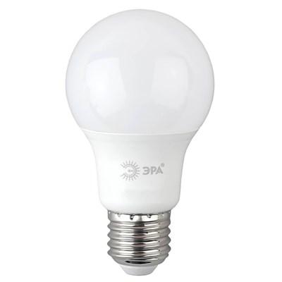 Лампа светодиодная ЭРА E27 6W 6500K матовая A60-6W-865-E27 R Б0045322 - фото 620653