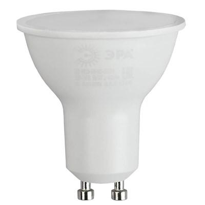 Лампа светодиодная ЭРА GU10 9W 6500K матовая MR16-9W-865-GU10 R Б0045352 - фото 620720