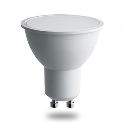 Лампа светодиодная Feron GU10 8W 6400K Матовая LB-1608 38094 - фото 620874