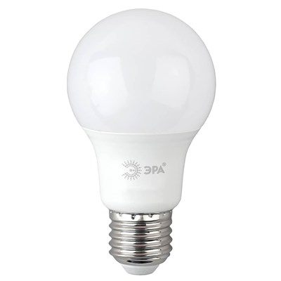 Лампа светодиодная ЭРА E27 6W 6500K матовая LED A60-6W-865-E27 R Б0048501 - фото 620913