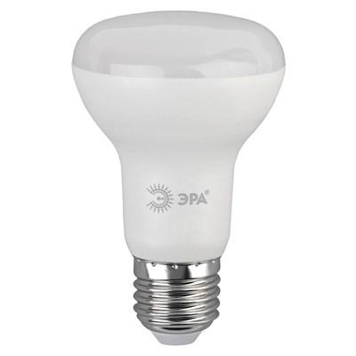 Лампа светодиодная ЭРА E27 8W 6500K матовая LED R63-8W-865-E27 R Б0045336 - фото 620919