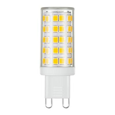 Лампа светодиодная Elektrostandard G9 9W 3300K прозрачная 4690389150487 - фото 621042