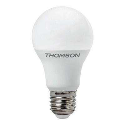Лампа светодиодная Thomson E27 11W 4000K груша матовая TH-B2006 - фото 621179