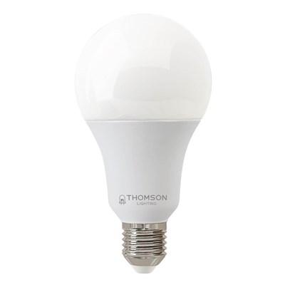 Лампа светодиодная Thomson E27 24W 4000K груша матовая TH-B2352 - фото 621238