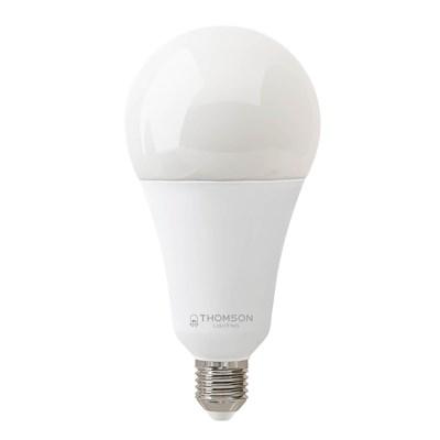 Лампа светодиодная Thomson E27 30W 4000K груша матовая TH-B2355 - фото 621250