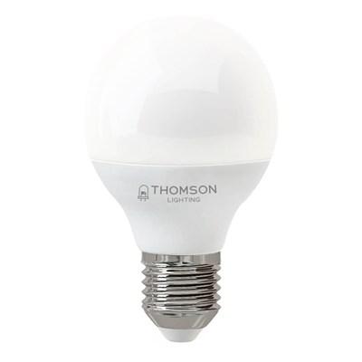Лампа светодиодная Thomson E27 4W 4000K шар матовая TH-B2362 - фото 621270