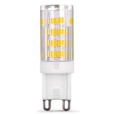 Лампа светодиодная Elektrostandard G9 5W 4200K прозрачная 4690389150531 - фото 621527