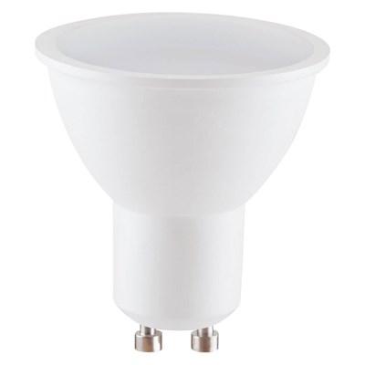 Лампа светодиодная Elektrostandard GU10 7W 6500K матовая 4690389151736 - фото 621543