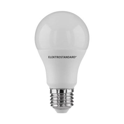 Лампа светодиодная Elektrostandard E27 10W 4200K матовая 4690389051654 - фото 621567