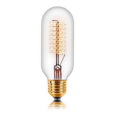 Лампа накаливания Sun Lumen E27 60W 2200K золотая 053-907 - фото 621777