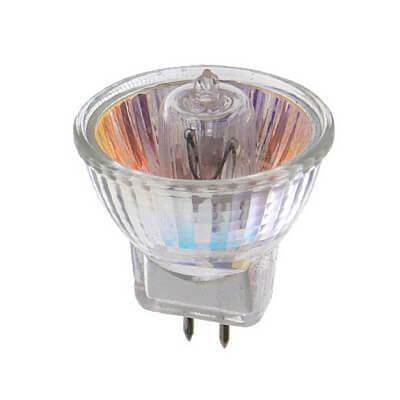Лампа галогенная Elektrostandard G5.3 50W прозрачная 4607138146950 - фото 621805