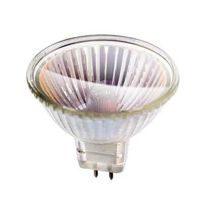 Лампа галогенная Elektrostandard GU5.3 50W прозрачная 4607138146899 - фото 621809
