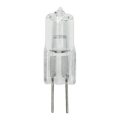 Лампа галогенная (00825) Uniel G4 35W прозрачная JC-12/35/G4 CL - фото 621817