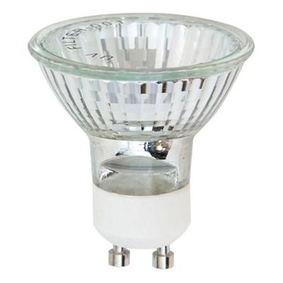 Лампа галогенная Feron GU10 50W прозрачная HB10 02308 - фото 621959