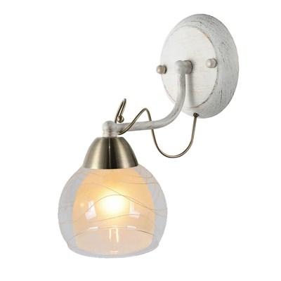 Бра Arte Lamp Intreccio A1633AP-1WG - фото 647488