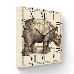 Настенные часы Носорог PB-009-35